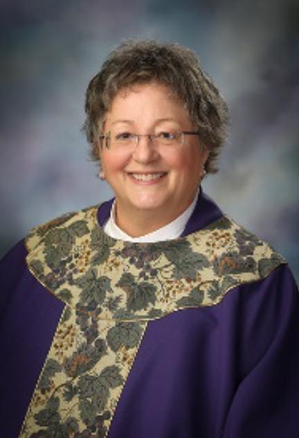 The Rev. Melinda St.Clair, Rector